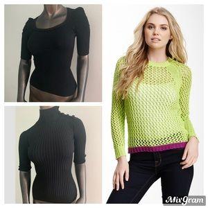 Bundle 3 - Shae INC Sweaters turtleneck xs $200